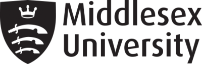 Middlesex University logo on Mad Creative Beanstalk.