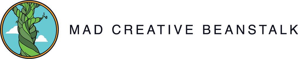 Full Mad Creative Beanstalk logo