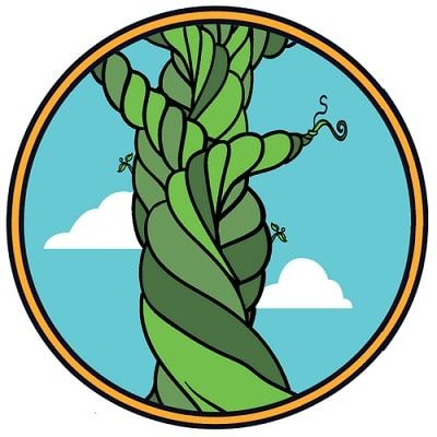 Mad Creative Beanstalk footer logo