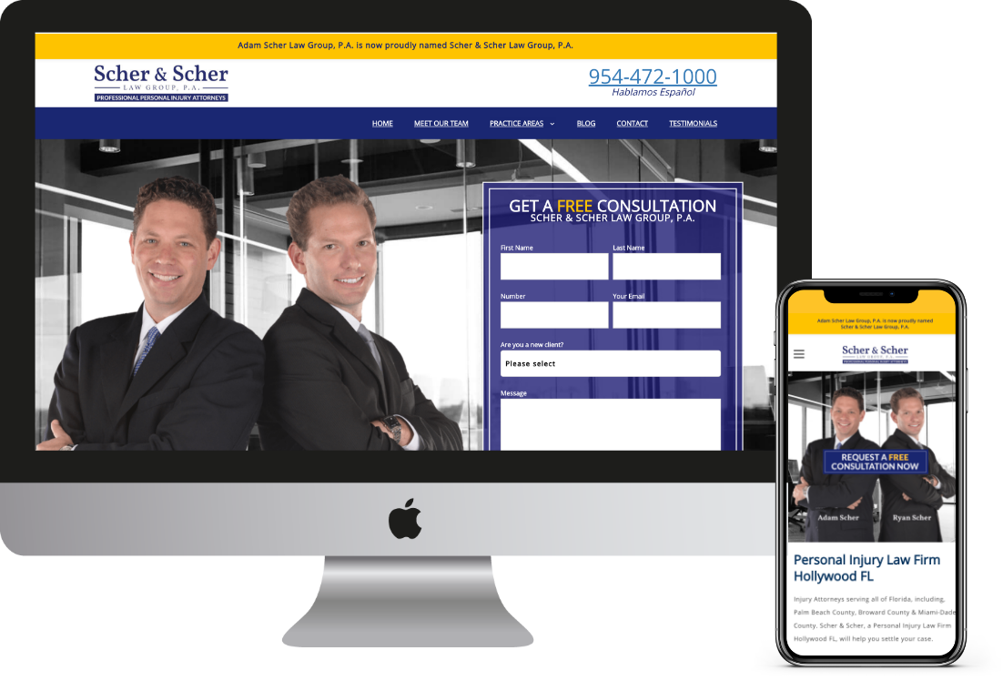 Scher and Scher Law Group