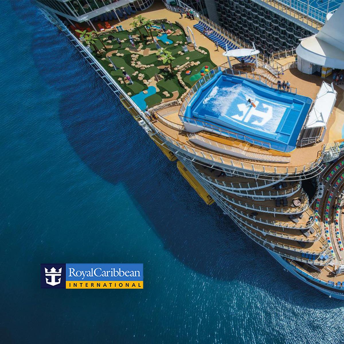 Royal Caribbean | Digitally Transforming the Sailor Experience