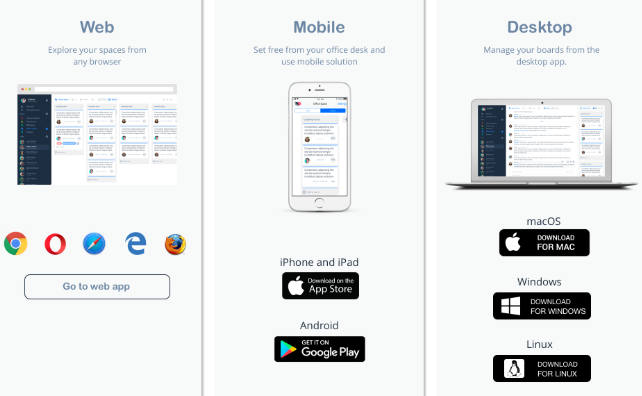 desktop app
