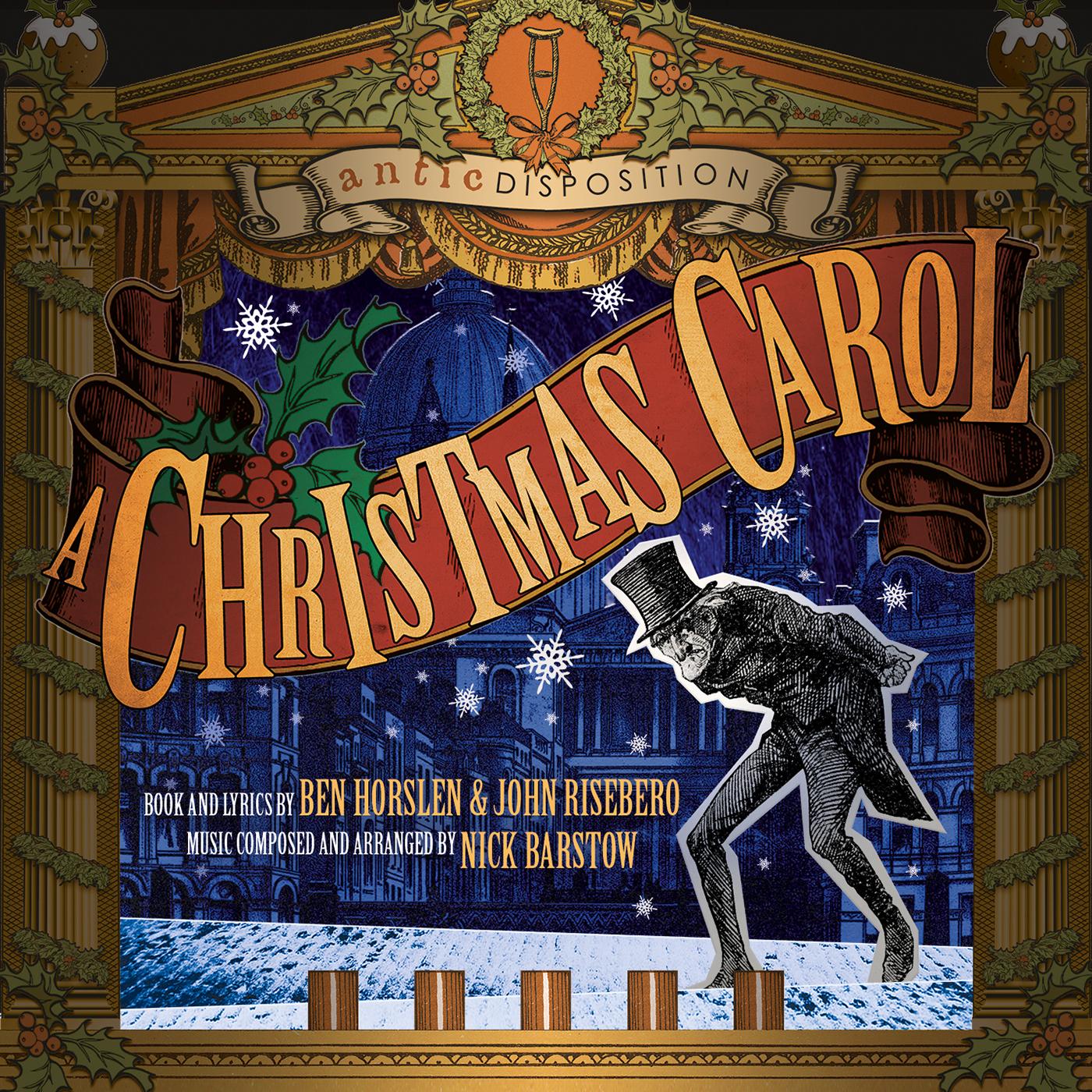 A Christmas Carol CD cover