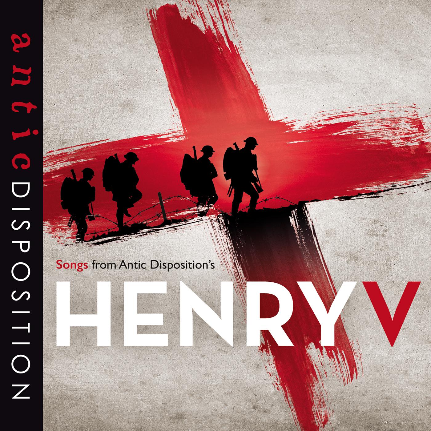 Henry V CD cover