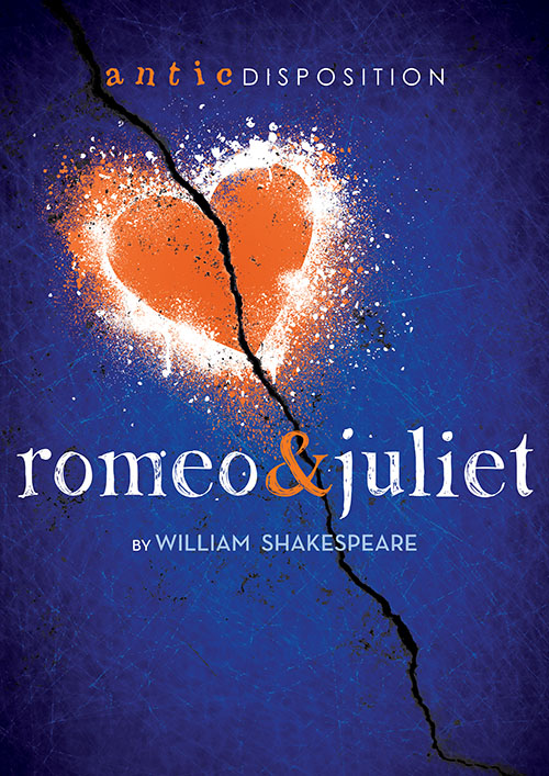 Antic Disposition Romeo and Juliet Poster