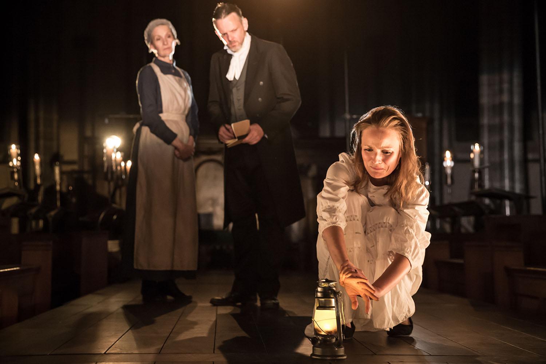 Helen Millar (Lady Macbeth) in Antic Disposition's Macbeth (2019)