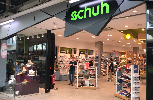 Secret Schuh discount website lets shoppers snap up shoes by brands  including Adidas and Converse for up to 70% off
