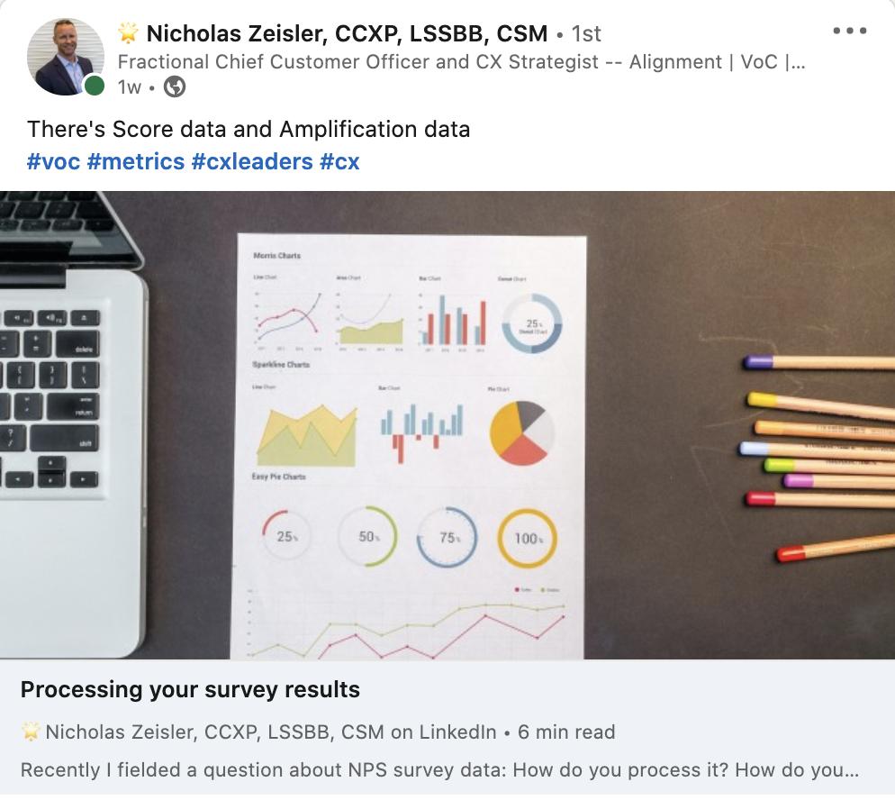 Nicholas Ziesler on LinkedIn