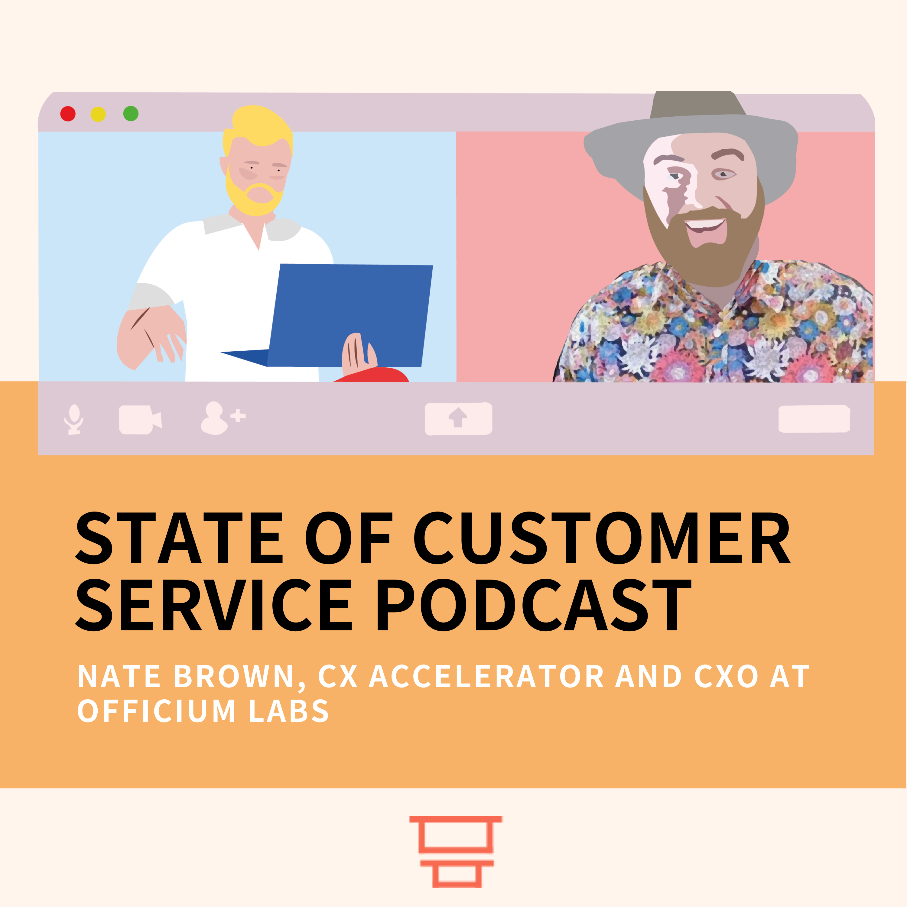 Nate Brown, Founder at CX Accelerator and CXO at Officium Labs