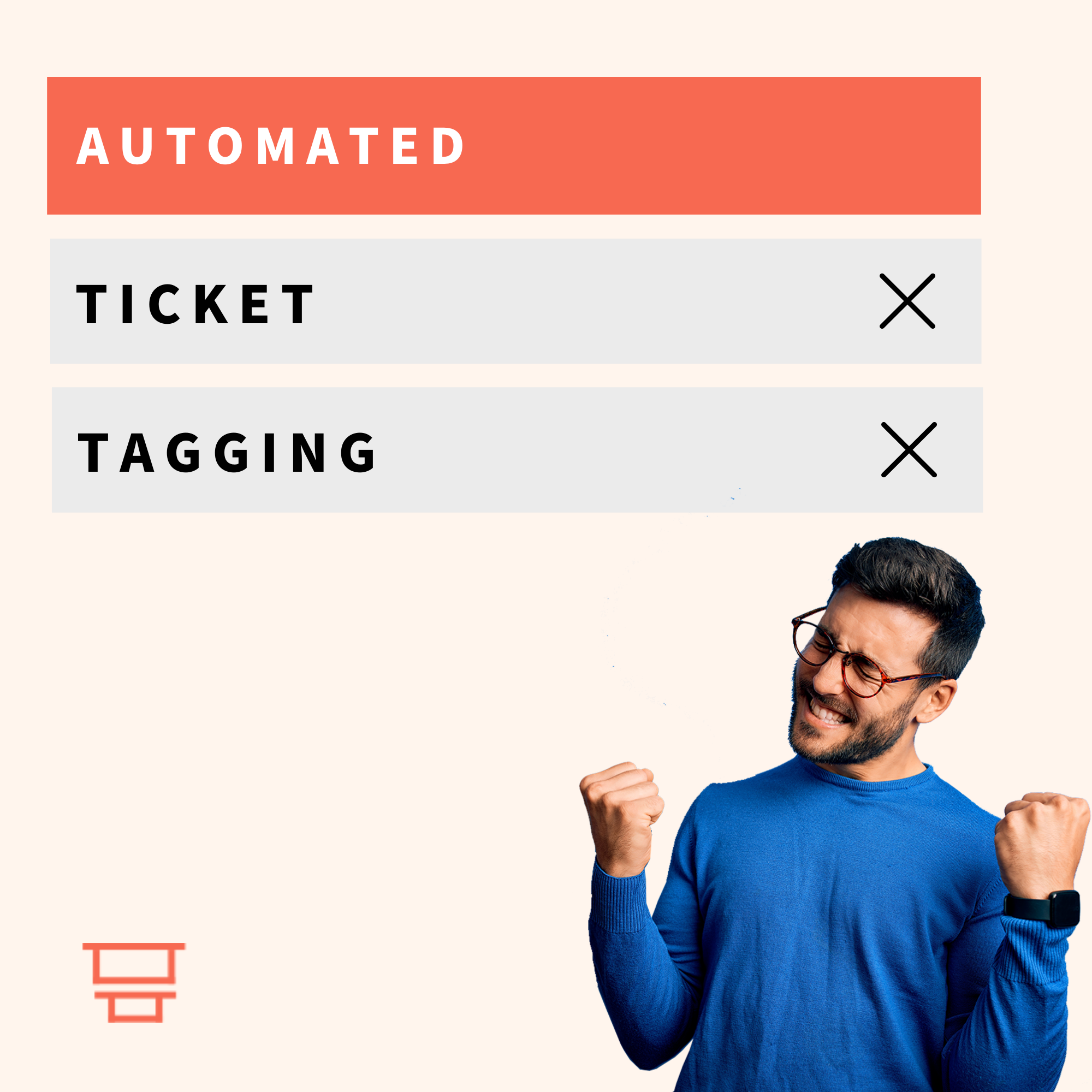 Automated ticket tagging: Why is machine learning so good?