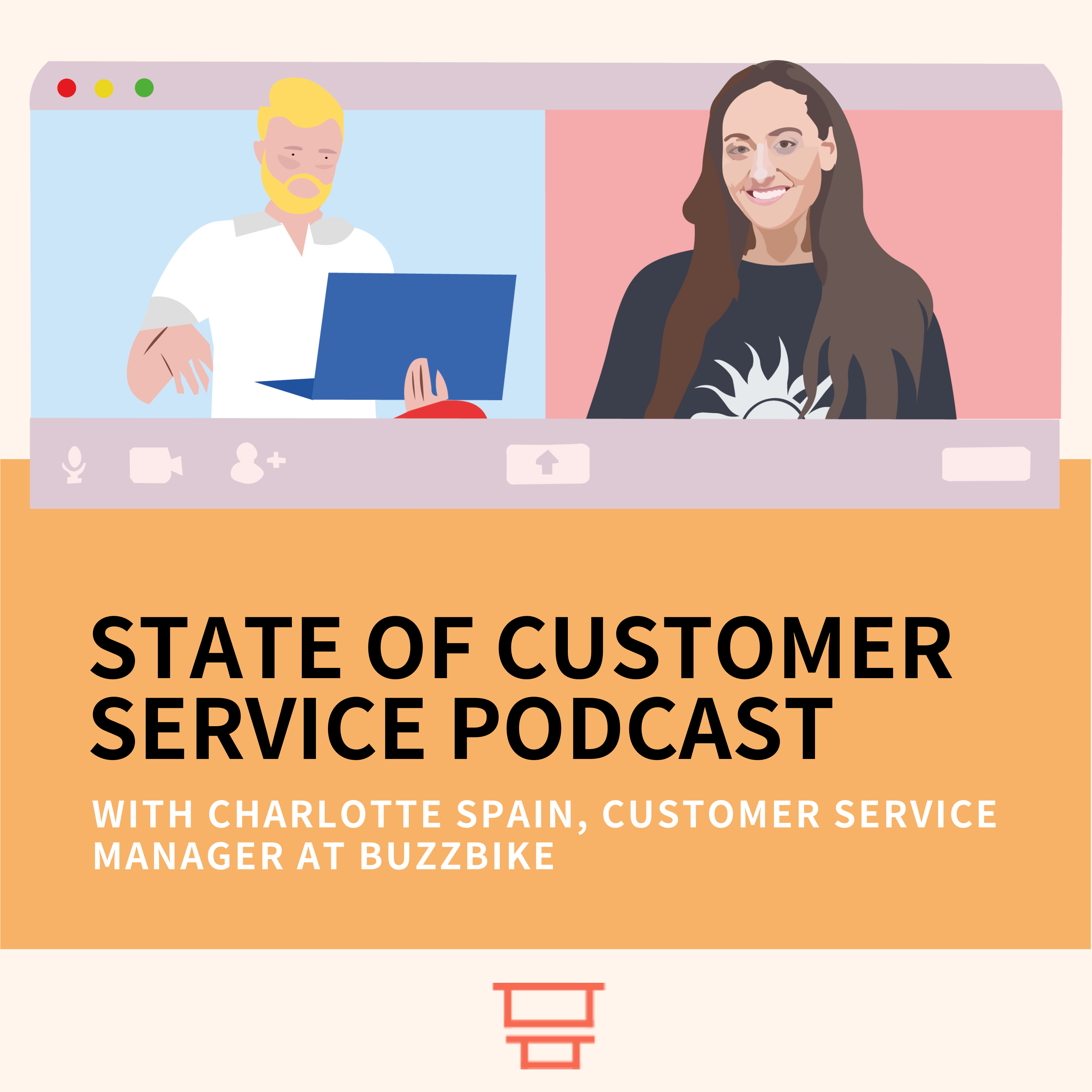 Interview with Charlotte Spain, Customer Service (Rider Happiness) Manager at Buzzbike