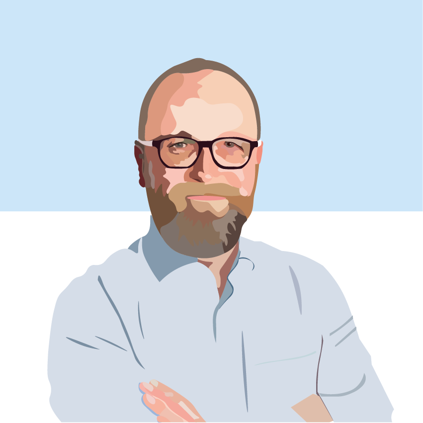 Sean Mckee, Director of eCommerce and CX at Schuh