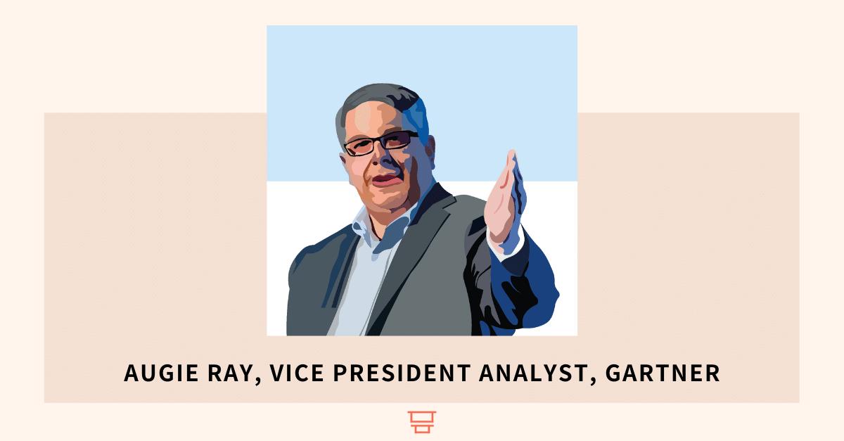 Augie Ray, Vice President Analyst, Gartner