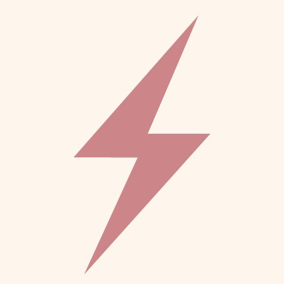 Icon Lightening Bold