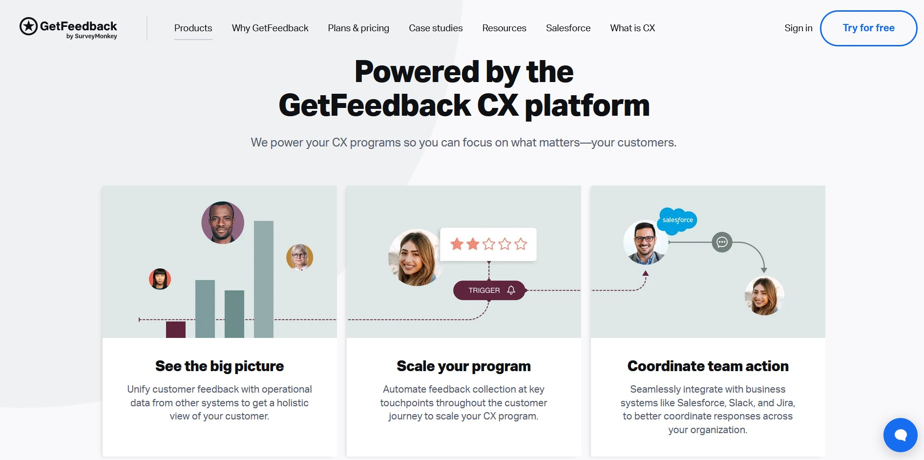 GetFeedback Software Screenshot