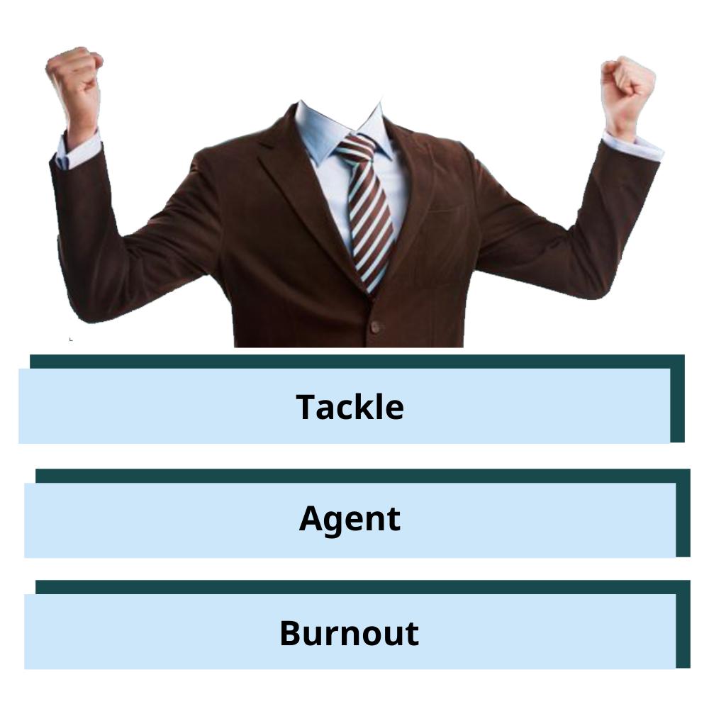 Customer service burnout
