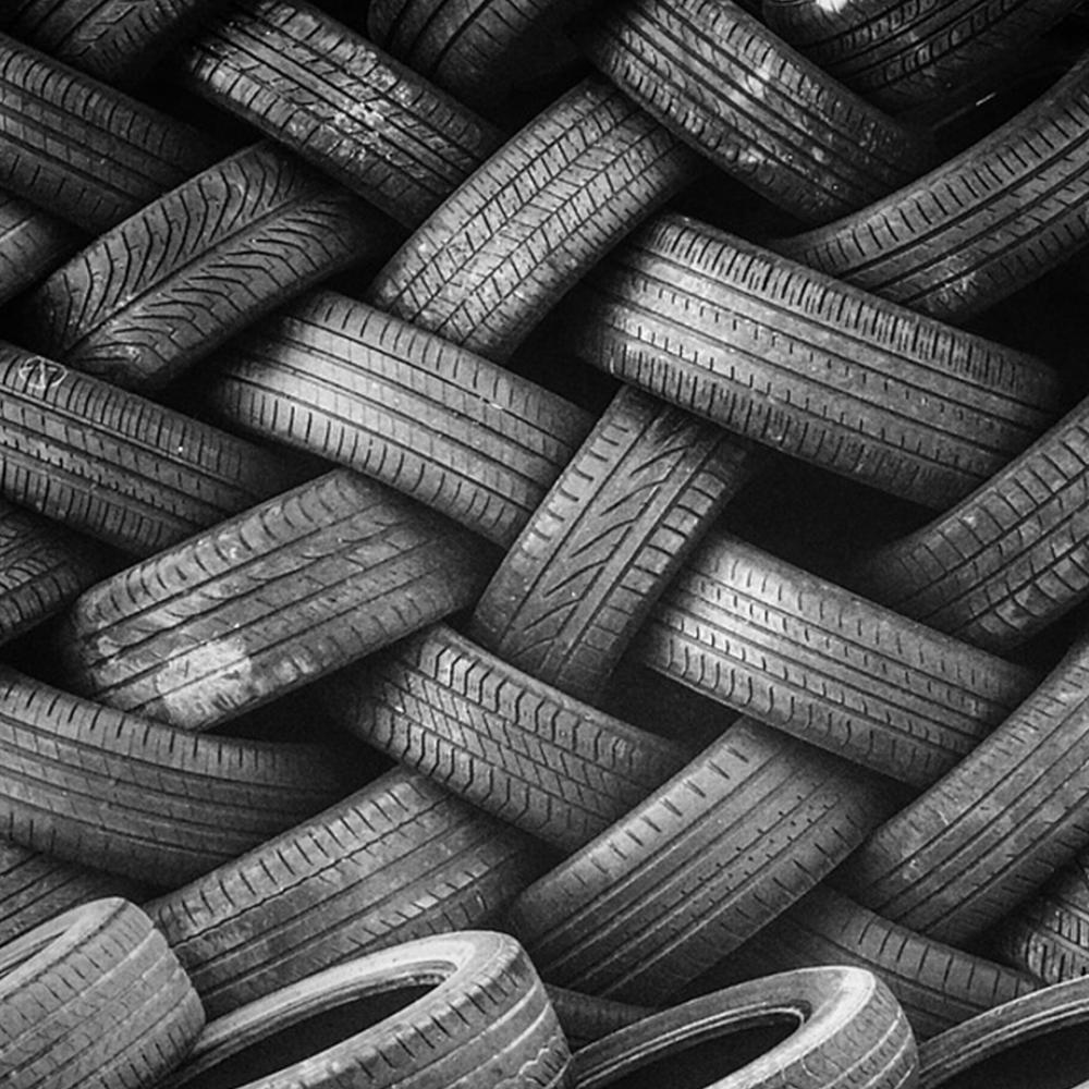 Screenshot of tyres homepage