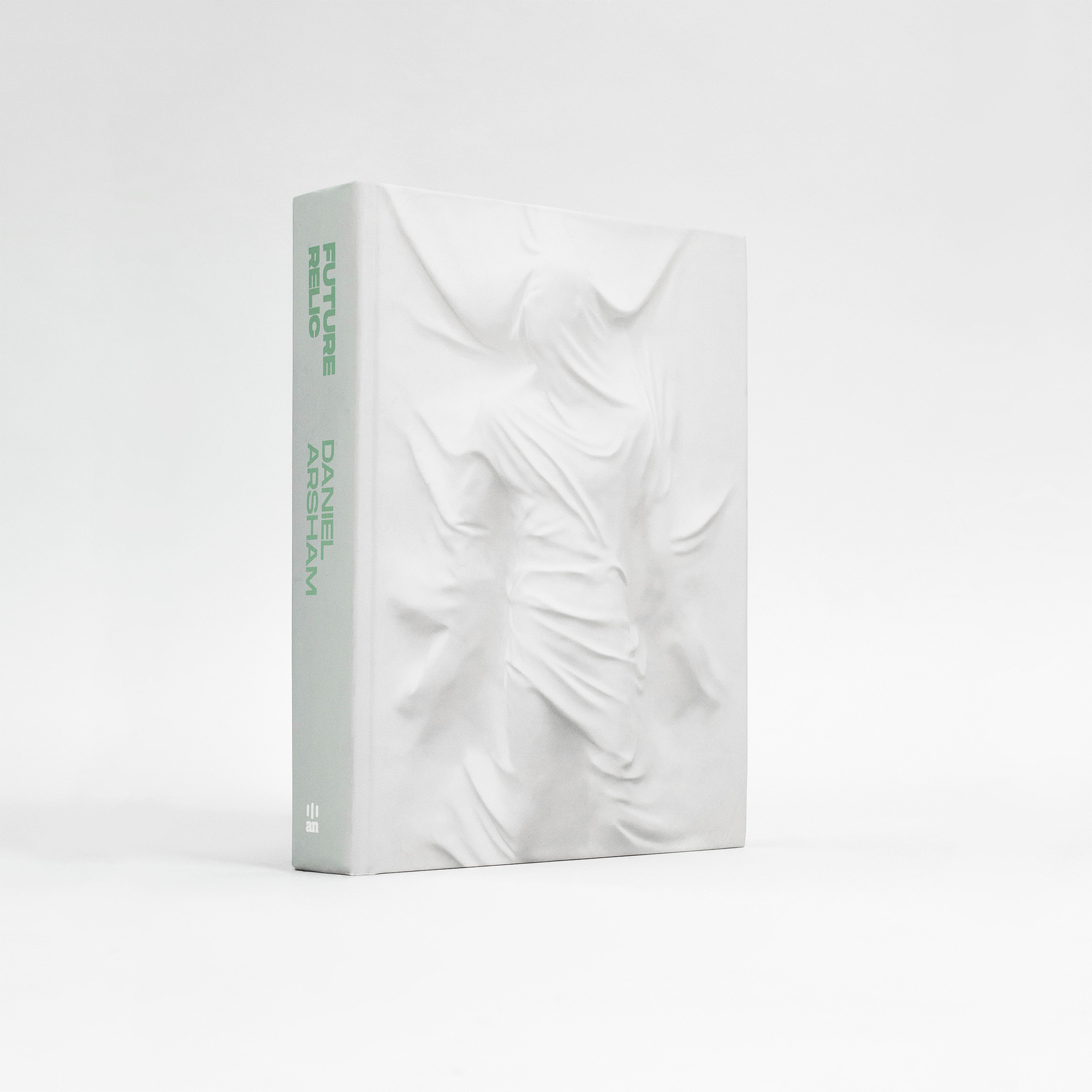 Future Relic by Daniel Arsham book cover