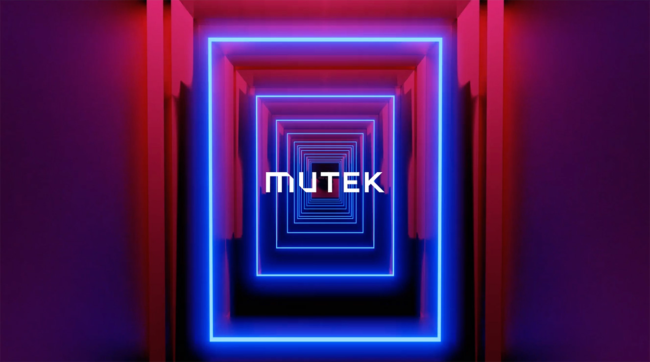 MUTEK promotional video project cover photo