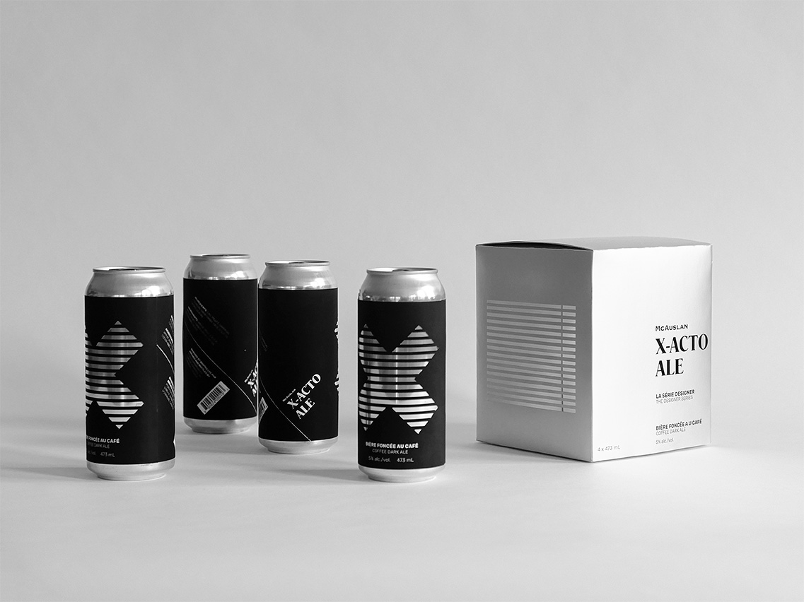 X-Acto Ale cover photo