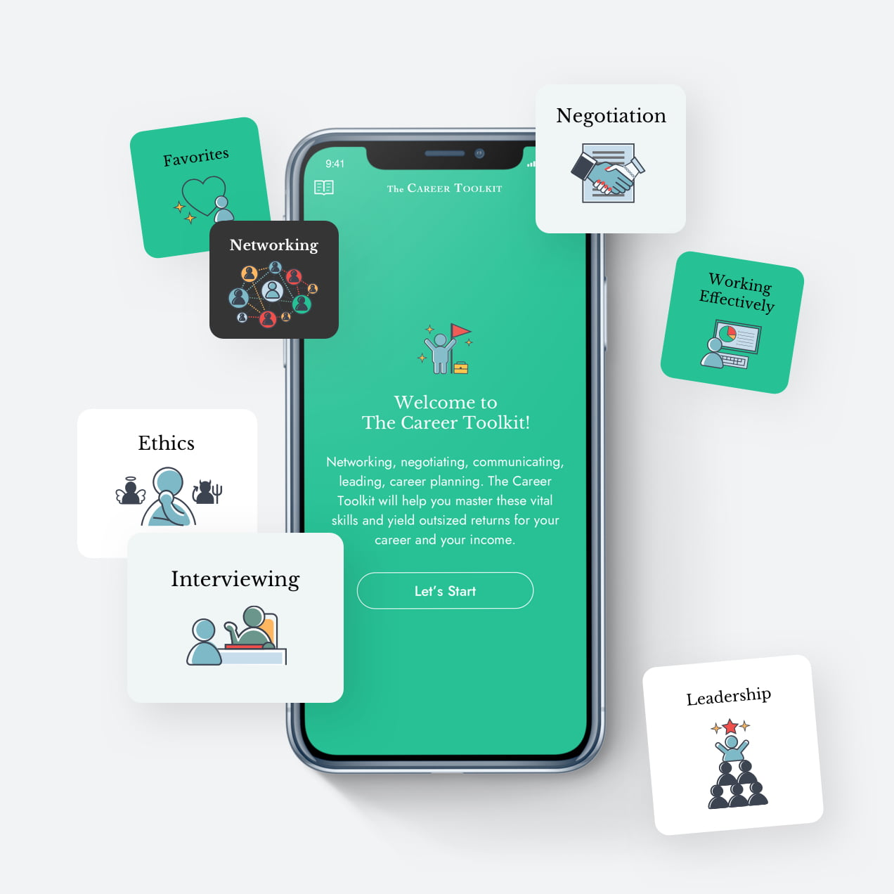 The Career Toolkit App
