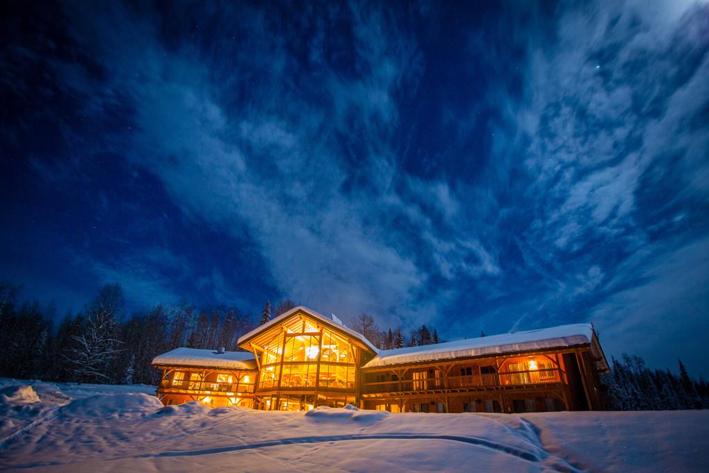 Bear Claw Lodge