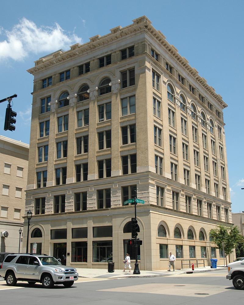 Historic Masonic Temple 133 Fayetteville Street Raleigh NC