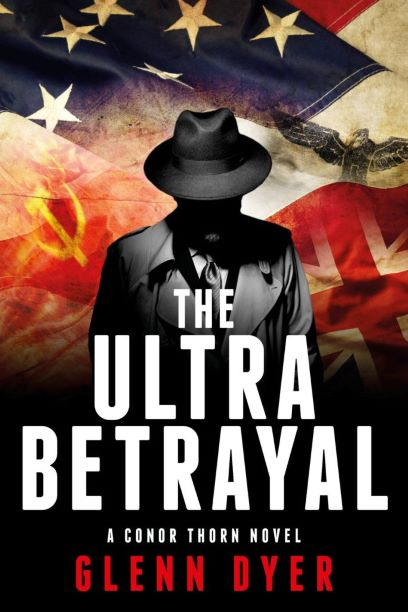 Cover Image for The Ultra Betrayal