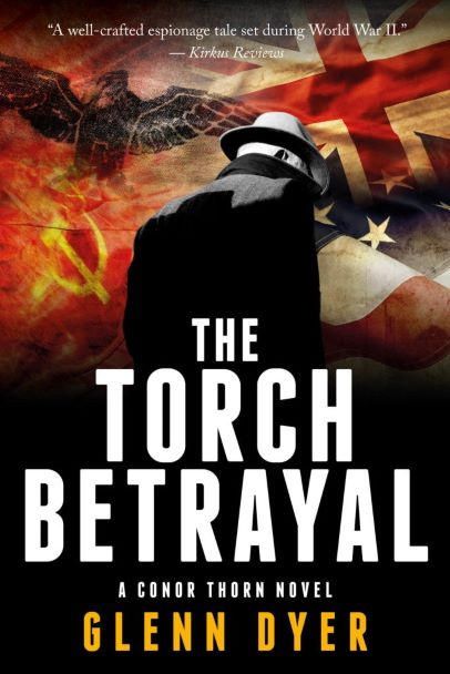 Cover Image for The Torch Betrayal
