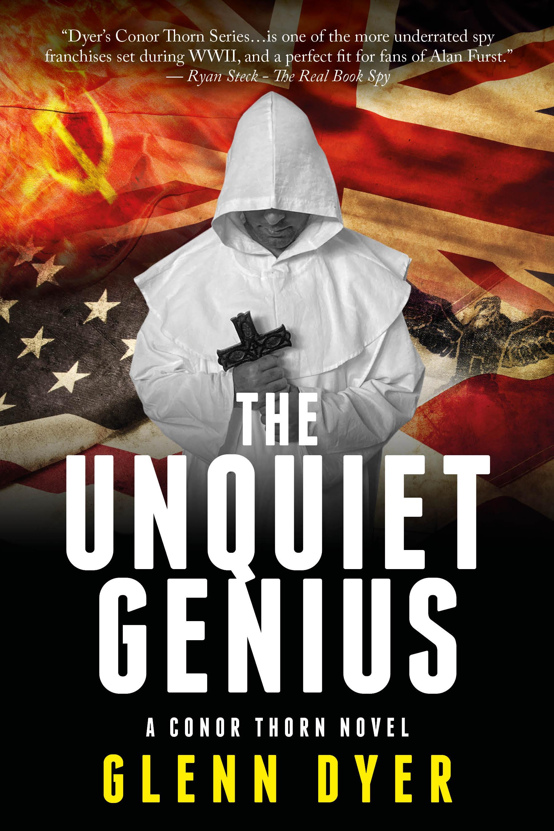 Cover Image for The Unquiet Genius
