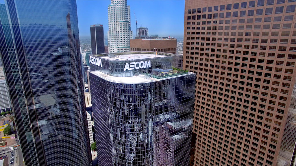 AECOM downtown Los Angeles