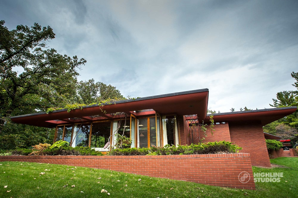 frank lloyd wright summer home