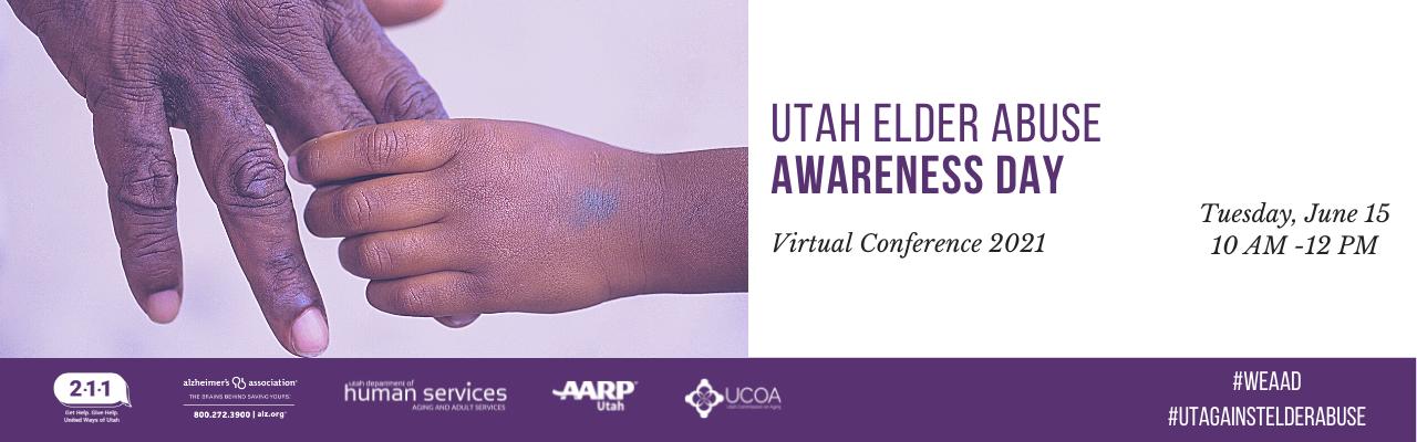 UT Elder Abuse Awareness Day info