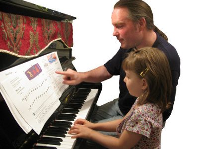 Athena learns to sing at Greenwich Arts Academy