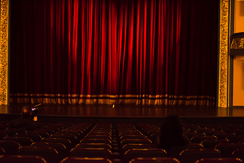 The stage awaits you with your friends from Greenwich Arts Academy