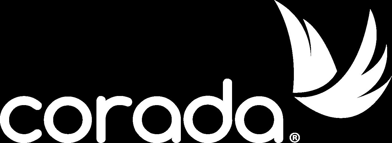 Corada While Logo