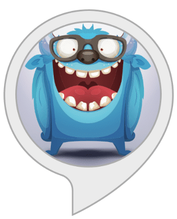 Tickle Monster Amazon Alexa