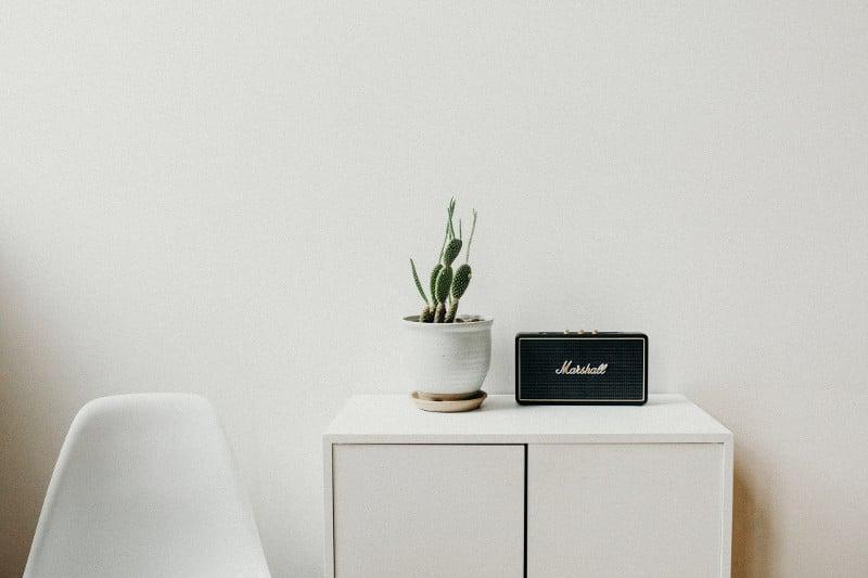 minimalist space saving design