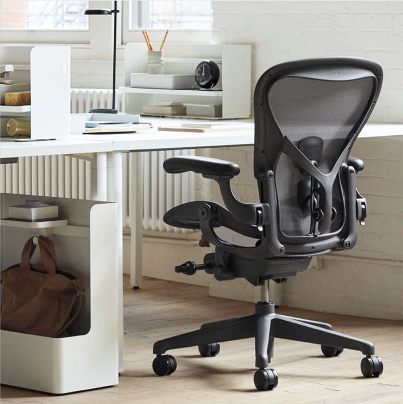 classic ergonomic office chair