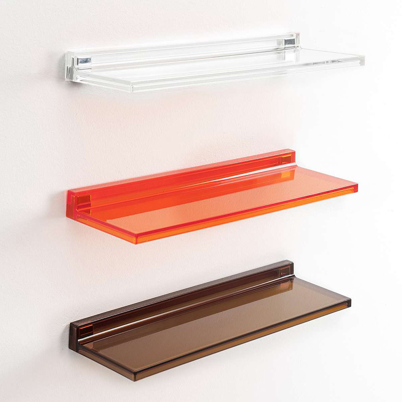 floating office shelves by from Kartell