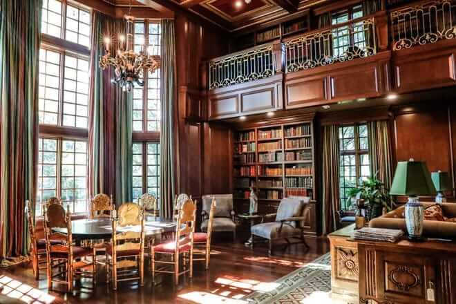 Asherwood Library