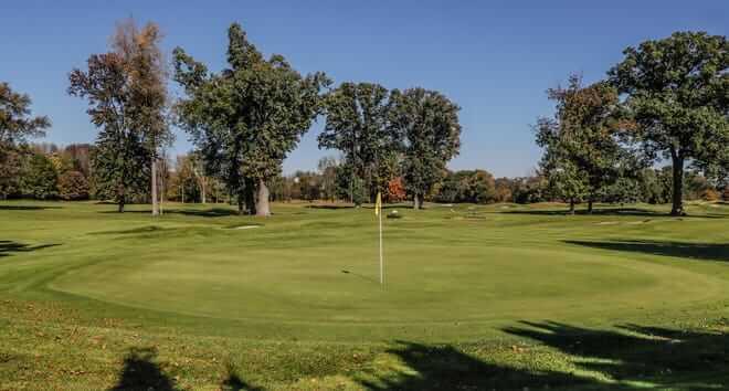 Asherwood Estate Golf Course