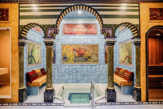 Asherwood Moroccan Style Spa