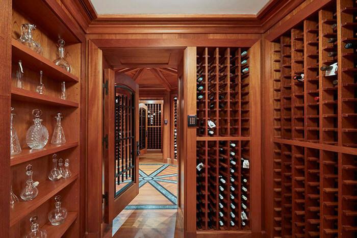 The Wine Room at Gemini Estate