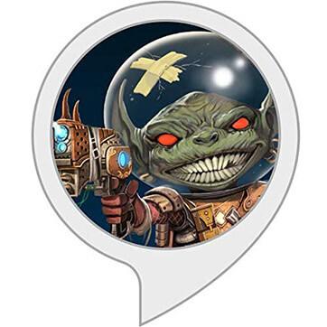 starfinder alexa adventure voice game