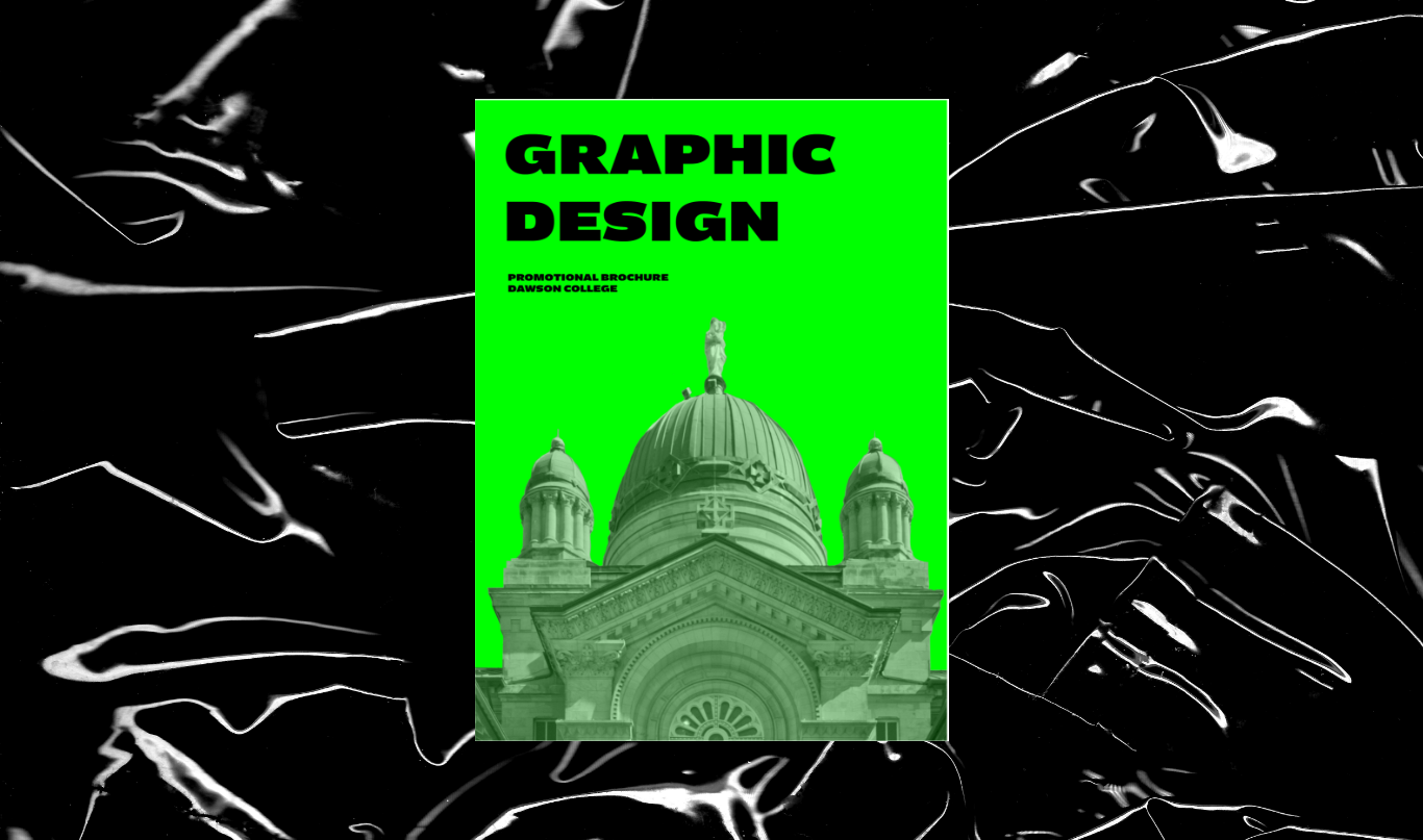 Promotional Design DC: Green Cover Page