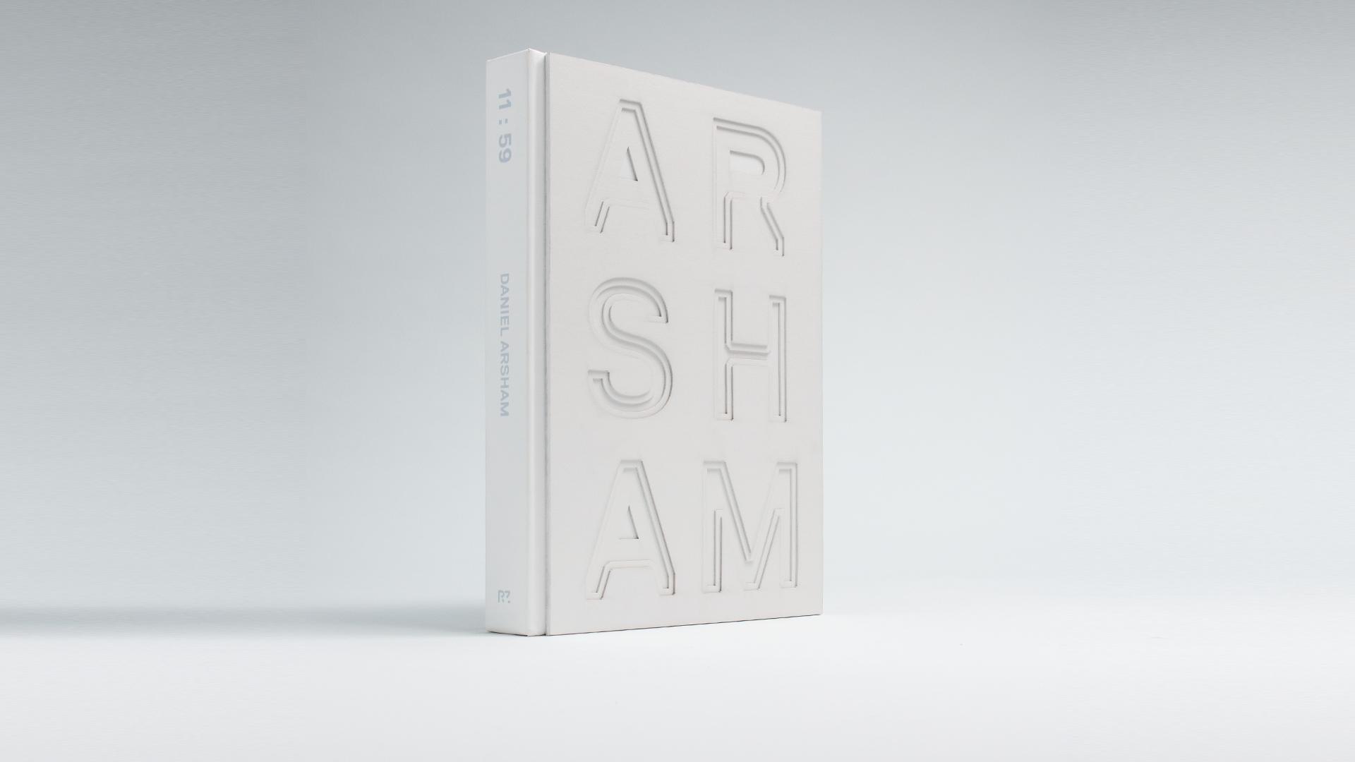 Daniel Arsham Book Cover