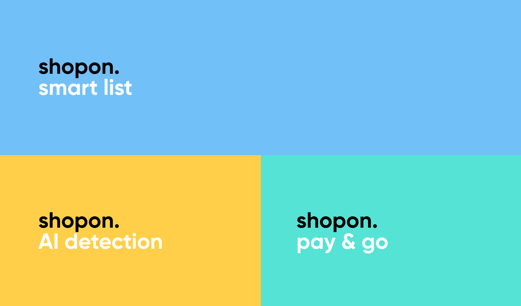UI/UX design of shopon, a mobile application to make shopping for visually impaired easier