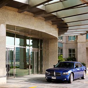 Ramada Jumeirah entrance