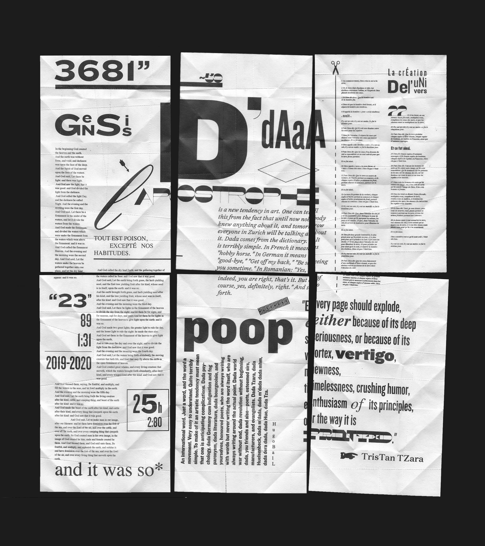 2D3D cubes poster